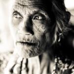 Sumbanese vrouw